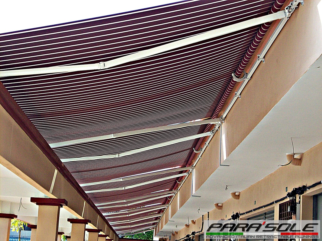 RETRACTABLE AWNING SYSTEM - FOH HIN CANVAS SDN. BHD ...